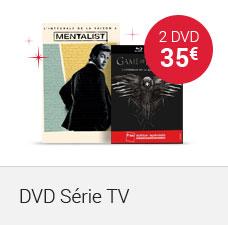 DVD Série TV 35€